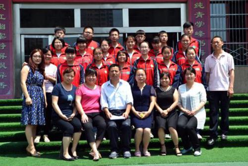 澄城中学在校园文学教育活动中成果丰硕